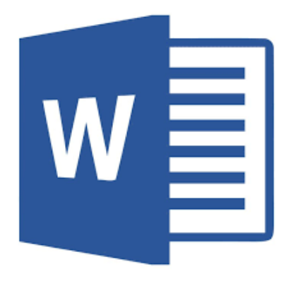 Picture of Microsoft Word