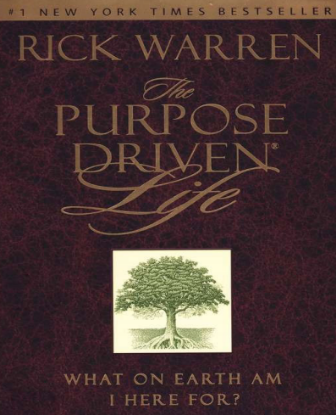 Picture of Purpose Driven Life by Rick Warren