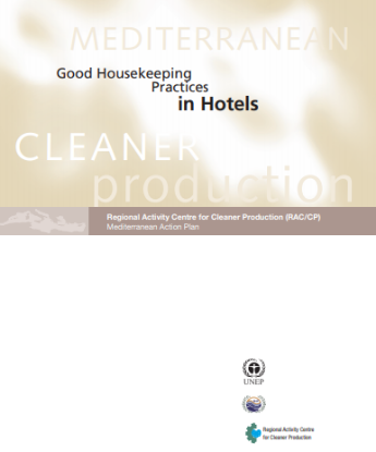 Picture of Good Housekeeping  Practices in Hotels