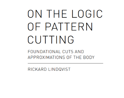 Picture of On the logic of pattern cutting