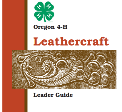Picture of Leathercraft: Leader guide