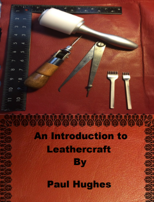 Picture of An Introduction to  Leathercraft By Paul Hughes