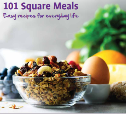 Picture of 101 Square Meals Easy recipes for everyday life