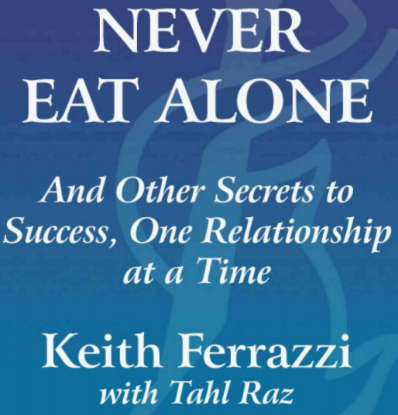 Picture of Never Eat Alone