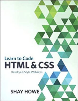Picture of Learn to Code HTML and CSS: Develop and Style Websites