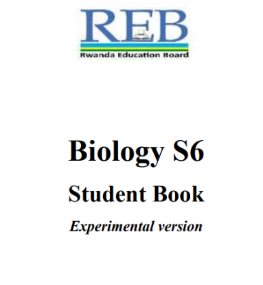 Picture of Biology S6 Student Book Experimental version