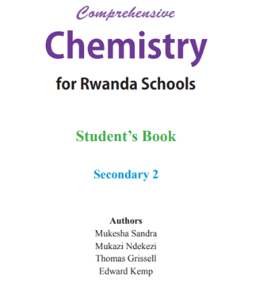 Picture of Chemistry for Rwanda Schools Student's Book Secondary 2
