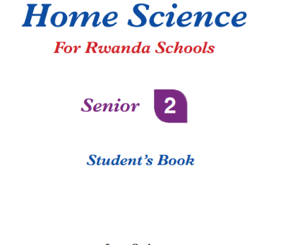 Picture of Home Science For Rwanda Schools S2